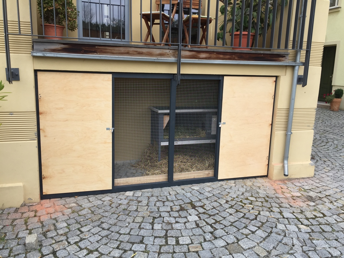 News: Hasenstall   atelier virtual