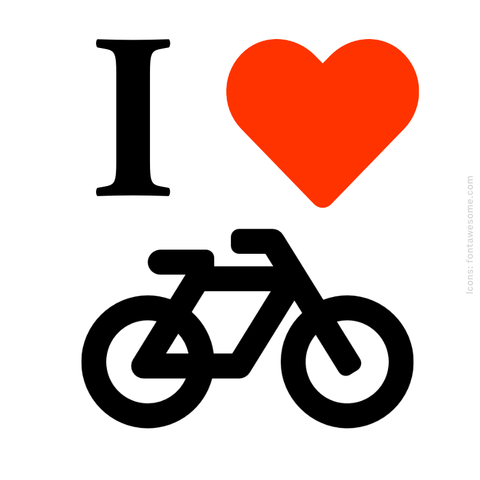 I like biking (Martin Kohlhaas)