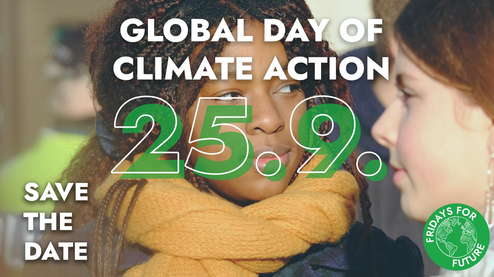 25.09.2020 - Gobal Day Of Climate Action